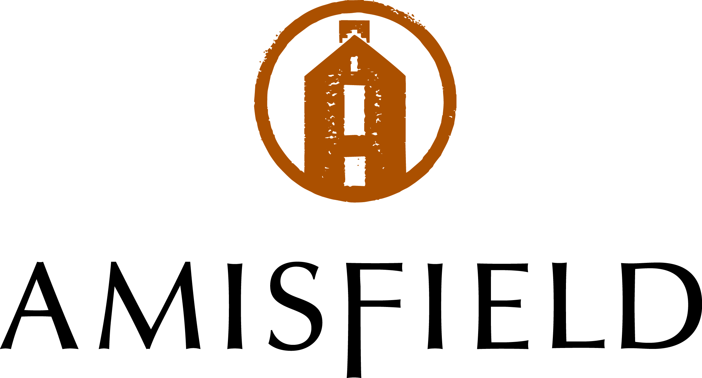 Amisfield logo Copper